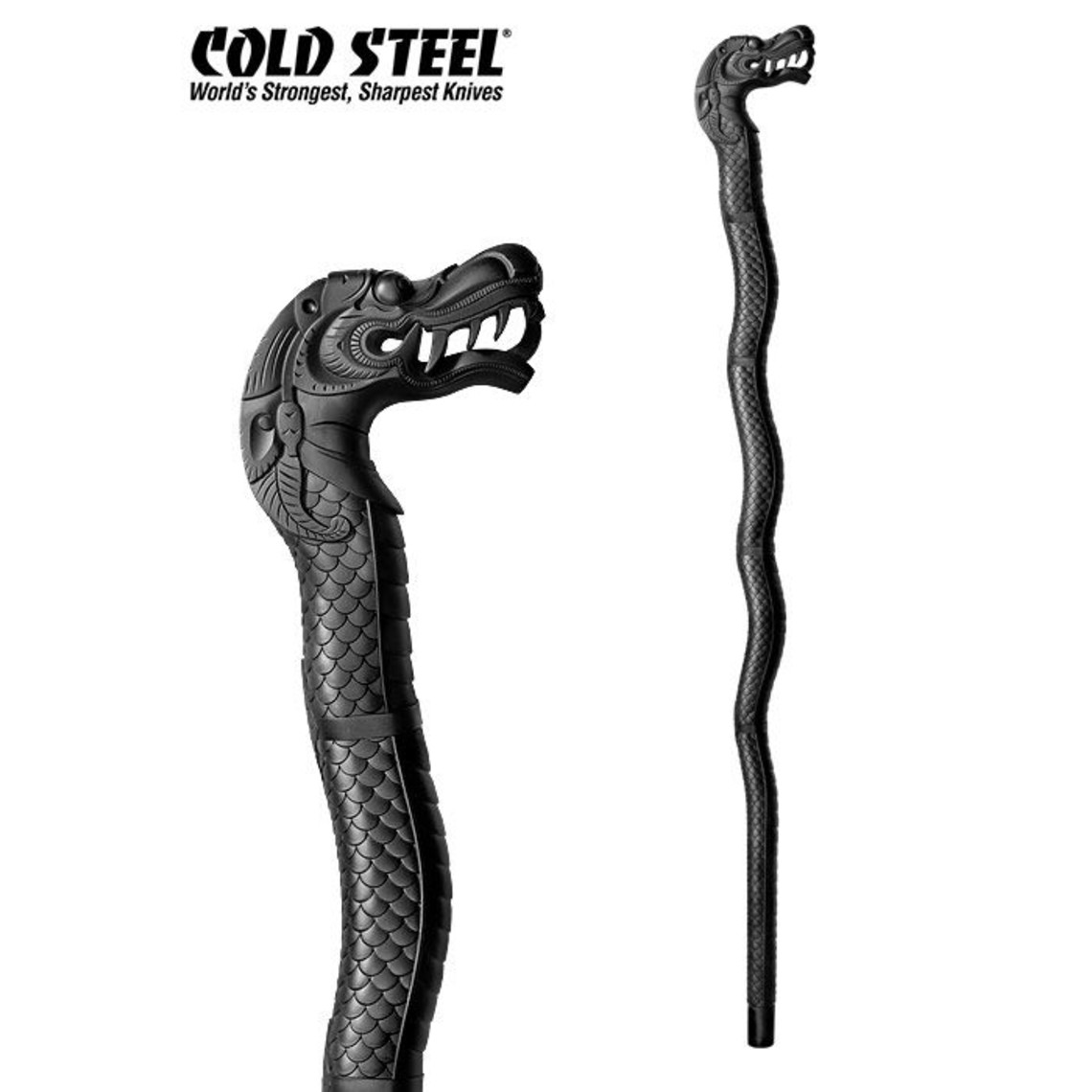 Cold Steel Drachen Gehstock