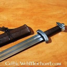 Epée anglo-saxonne du XIe siècle battle-ready (émoussé 3 mm)