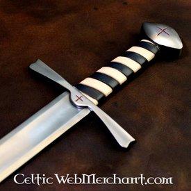 12th century Crusader miecz