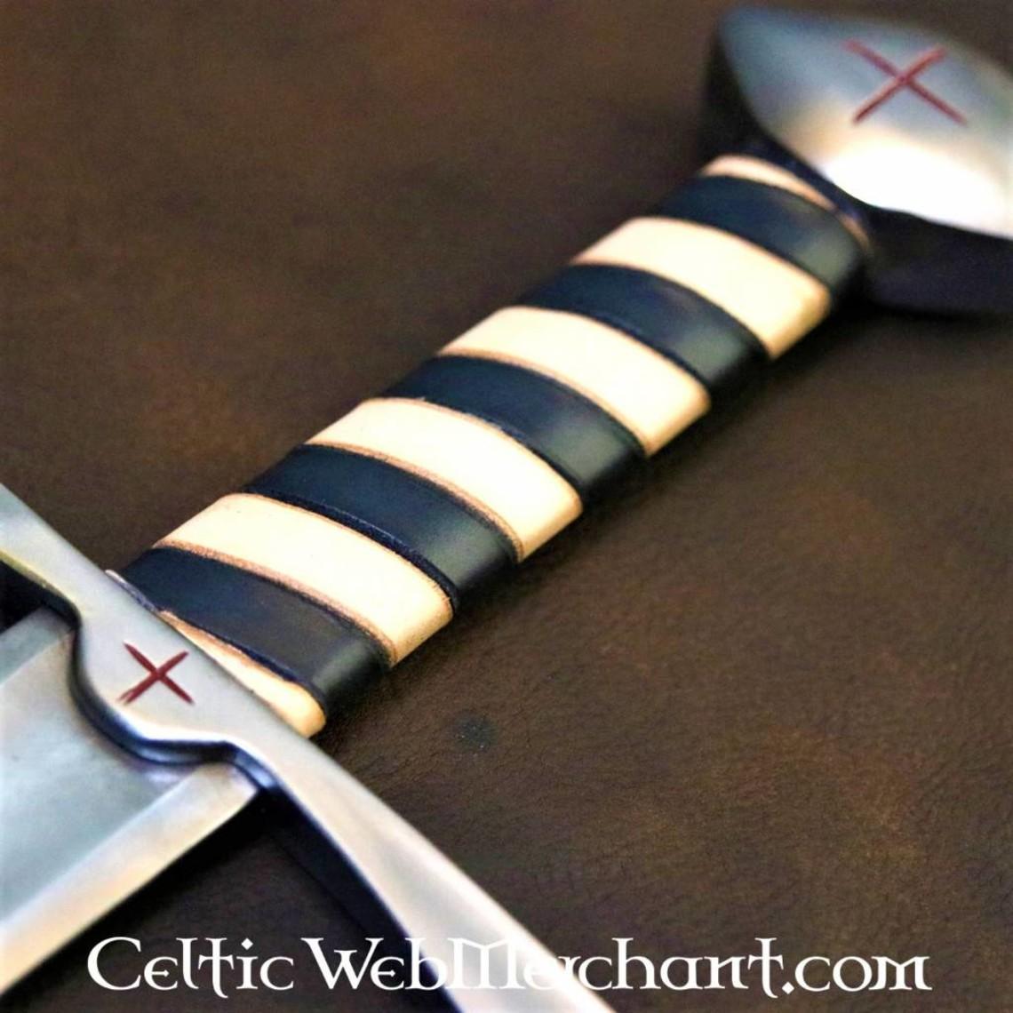 Spada crociato del XII secolo