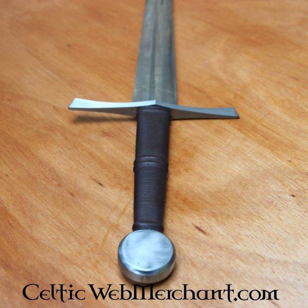 Red dragon Bastard sword, tempered
