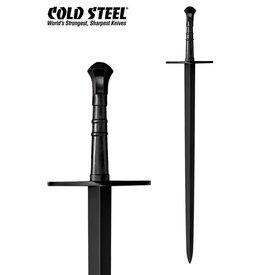 Cold Steel MAA Mão-and-a-half espada, com bainha