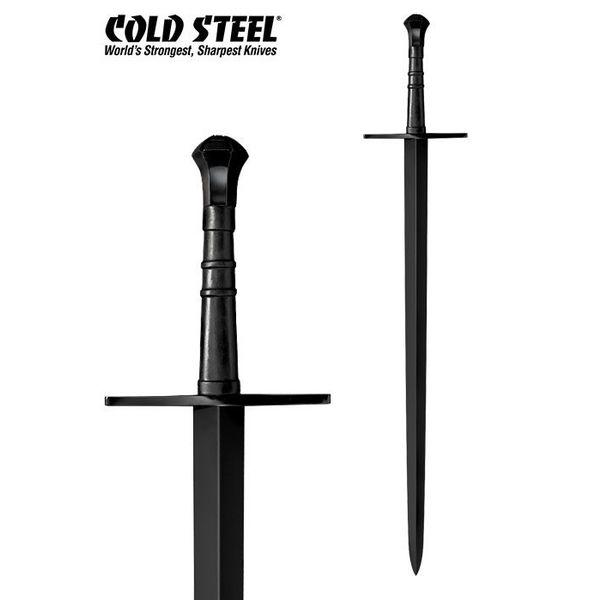 Cold Steel MAA Hand och en halv svärd, med skida