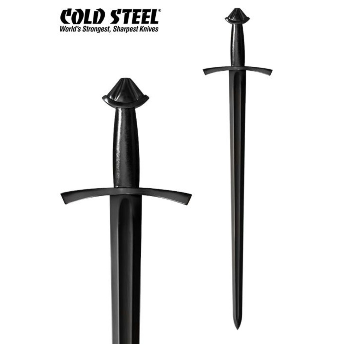 Cold Steel Epée normande MAA, avec fourreau