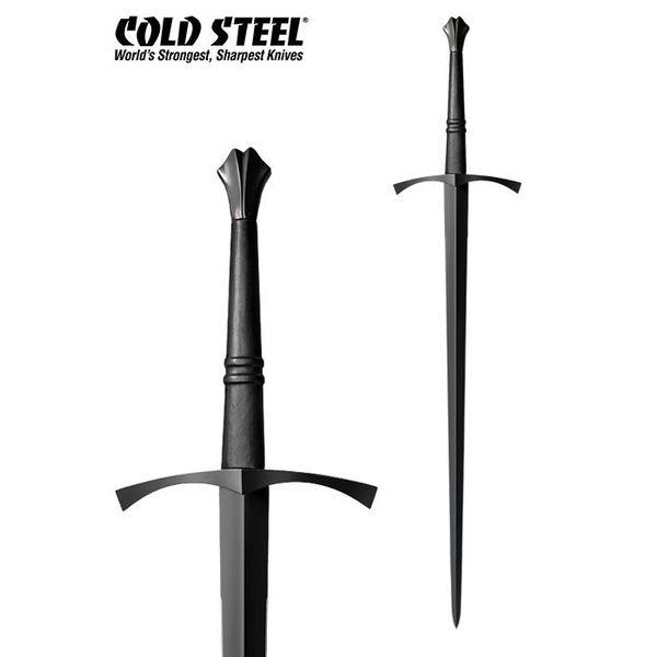 Cold Steel MAA Italiaanse anderhalfhander, met schede