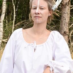 Medieval shift Matilda, white