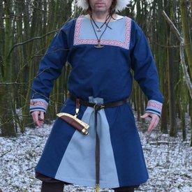 Vikingtuniek Viborg, blauw