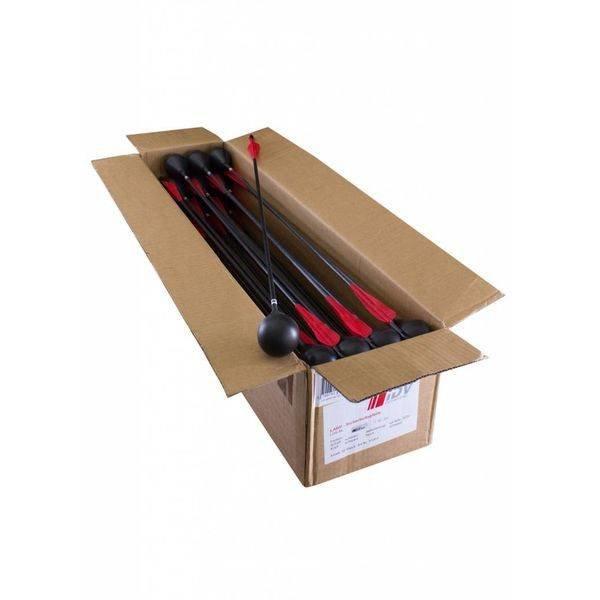 IDV Set med 32 LARP Arrows, Round Headed