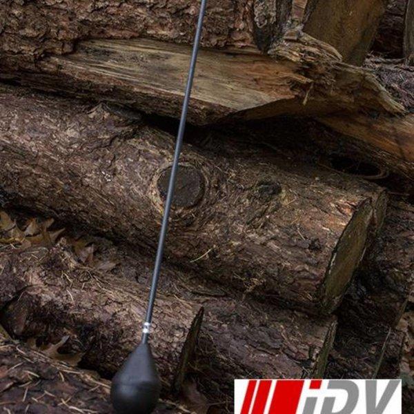 IDV Sæt med 32 larp Arrows, Round Headed