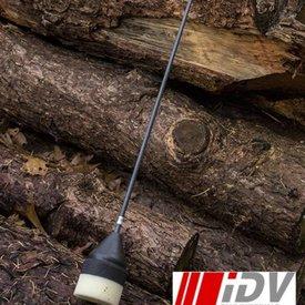 IDV Flecha LARP, de cabeza plana