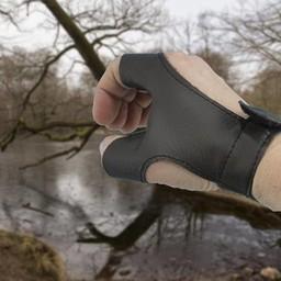 Beugen glove handed Archer links, braun