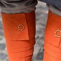 Burgschneider Péroné pour leggings, en couple
