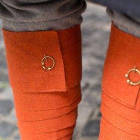 Burgschneider Fibula per leggings, coppie