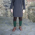 Burgschneider Los vendajes de la pierna Aki, verde