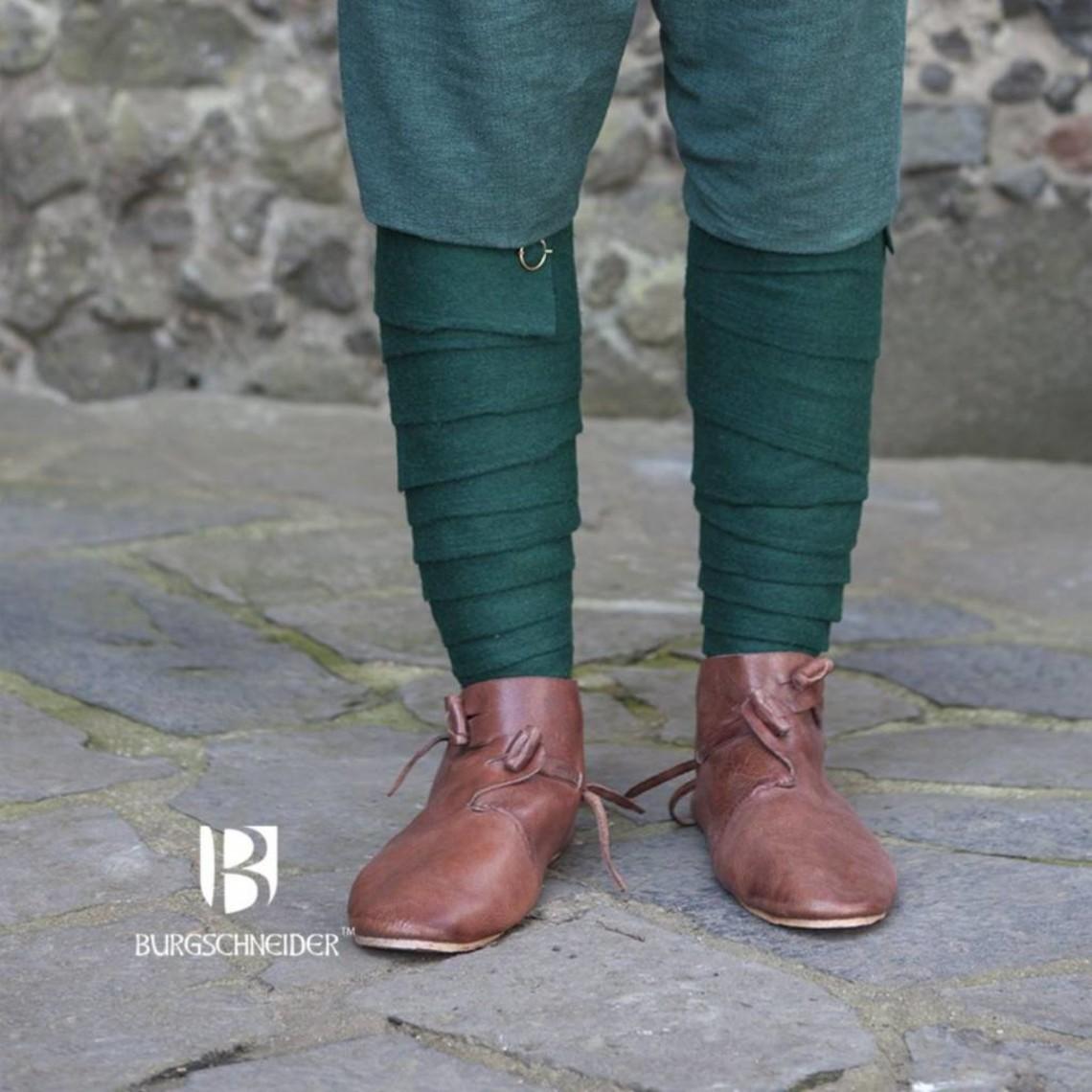 Burgschneider Leg Bende Aki, verde