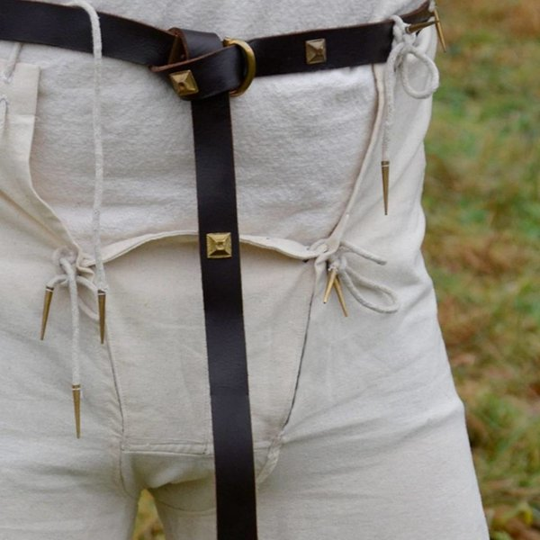 Ulfberth calças do século 15 () braies