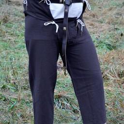 15. århundrede bukser mørkebrun