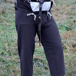Pantaloni del XV sec. Marrone scuro