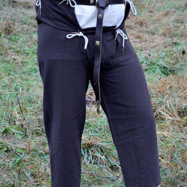 Ulfberth Pantalon du 15ème siècle brun foncé
