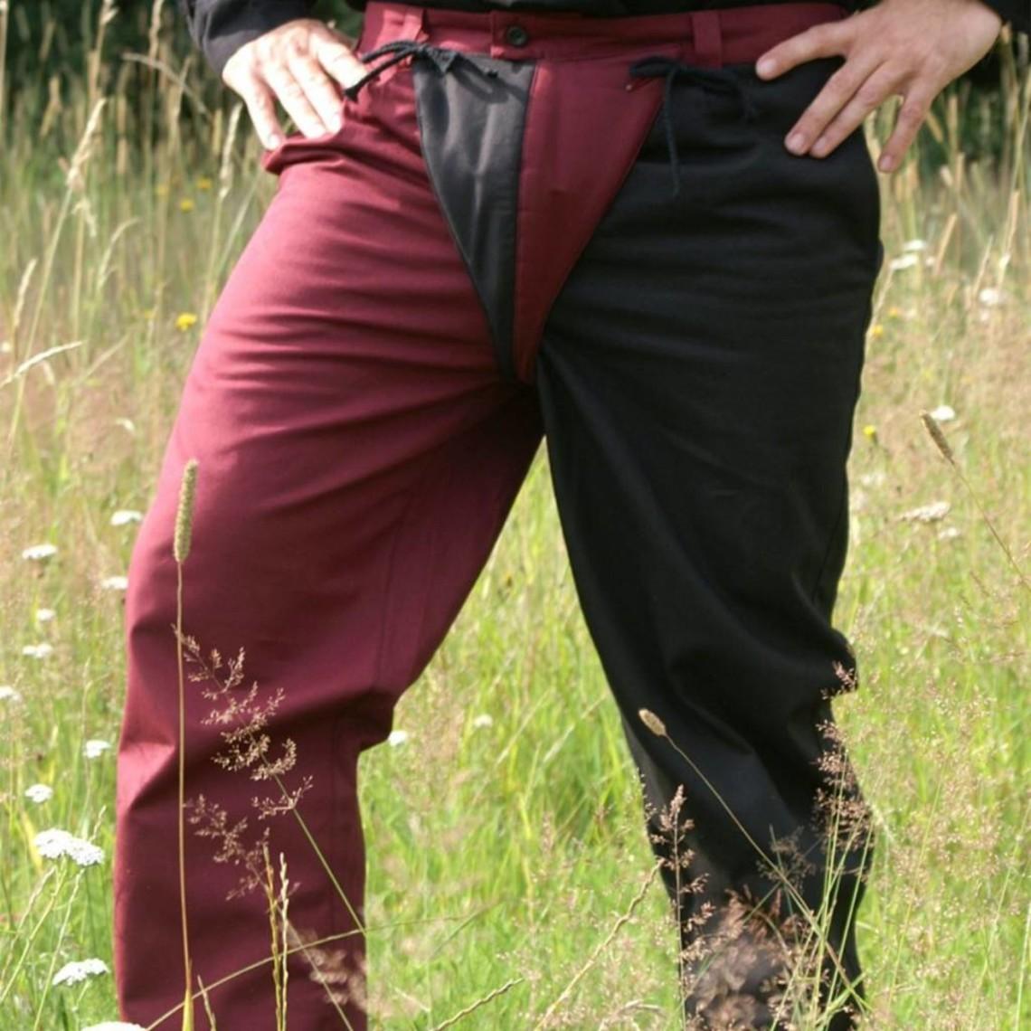 Pantalones bipartitos siglo 15