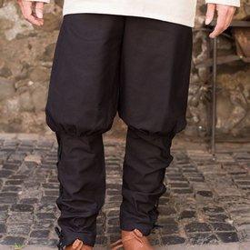 Burgschneider pantalones Wigbold, negro