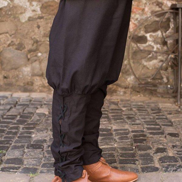 Burgschneider Trousers Wigbold, black