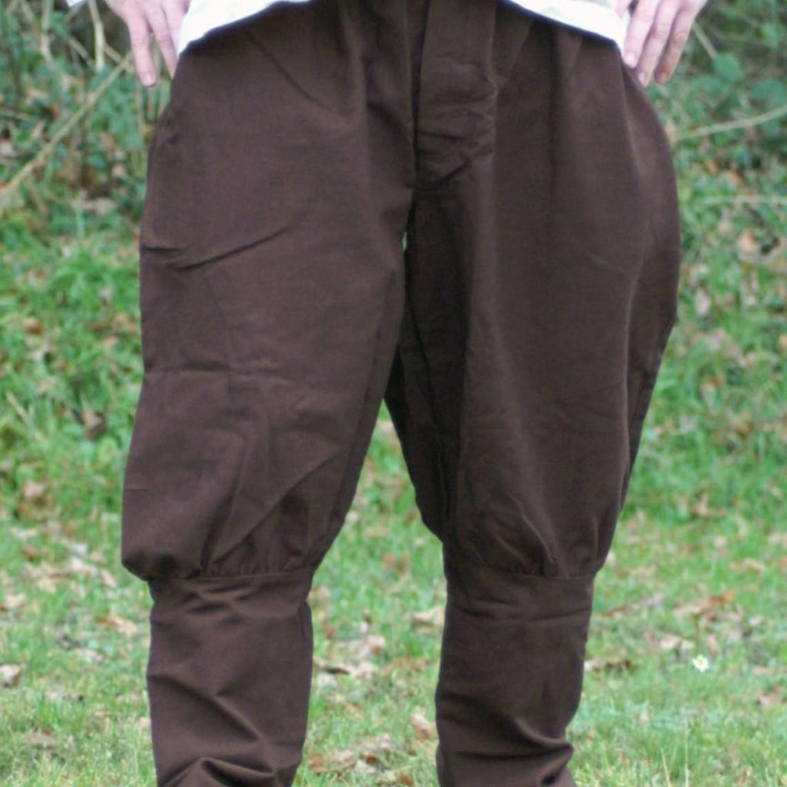 Pantalones Vikingos marrón