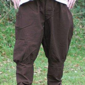 spodnie brązowe Viking