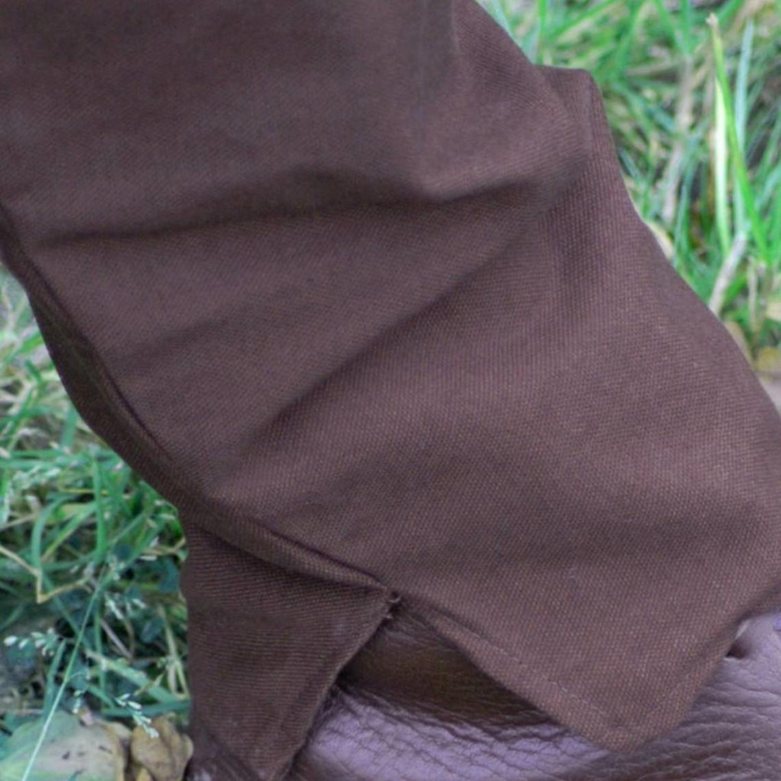 Calzoni vichinghi marroni