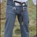 Ulfberth 15. århundrede bukser, grå