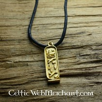 Egyptische scarabeeketting