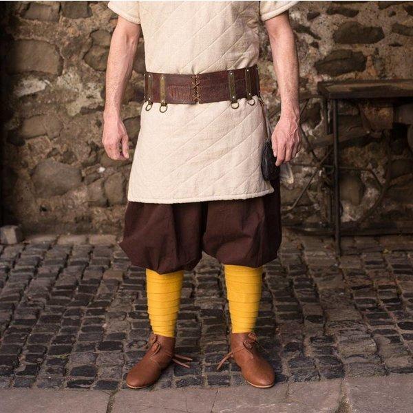 Burgschneider calças Rusvik Kiev, castanho