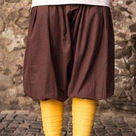 Burgschneider spodnie Rusvik Rusi, brązowy