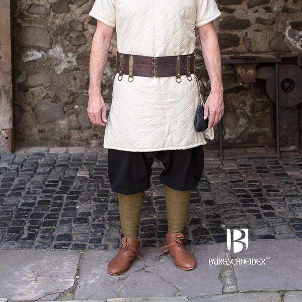 Burgschneider Rusvikbroek Kievan, zwart