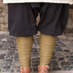 Pantalon Rusvik Kievan, noir