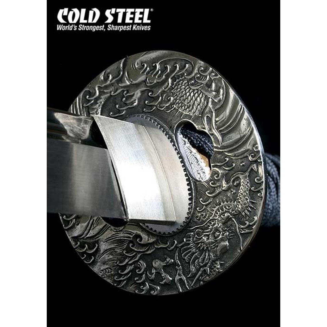 Cold Steel O Tanto (Serie Imperial)