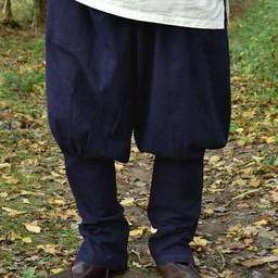 Viking trousers Floki, blue