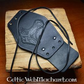 Par de protetores de pulso Viking (longo)
