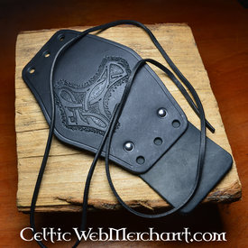 Para Viking osłony nadgarstka (długie)