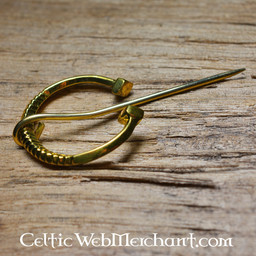 Birka Viking brooch