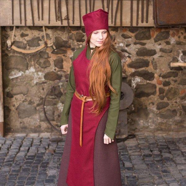 Burgschneider Chapeau de magicien Adis, rouge