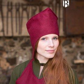 Burgschneider Maga kapelusz Adis, czerwony