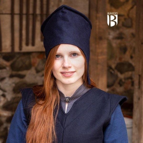 Burgschneider Chapeau de magicien Adis, bleu