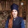 Burgschneider Cappello da mago Adis, blu