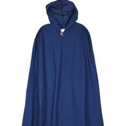 płaszcz bawełniany Ellyn, niebieski