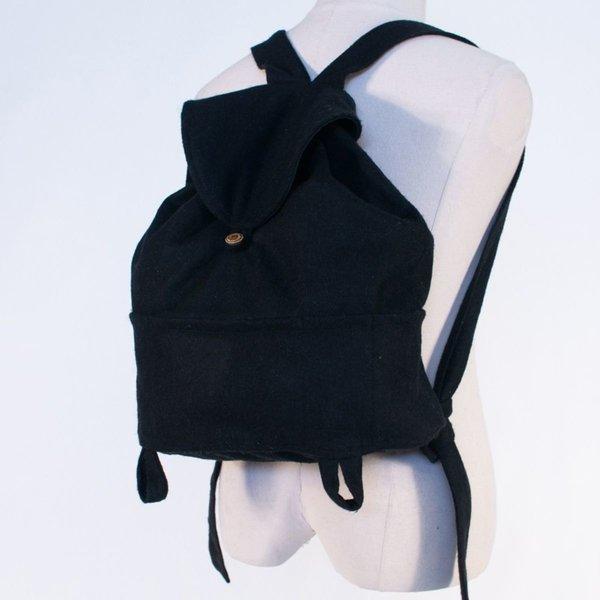 Burgschneider Backpack Robin, black