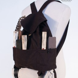 Backpack Robin, brown