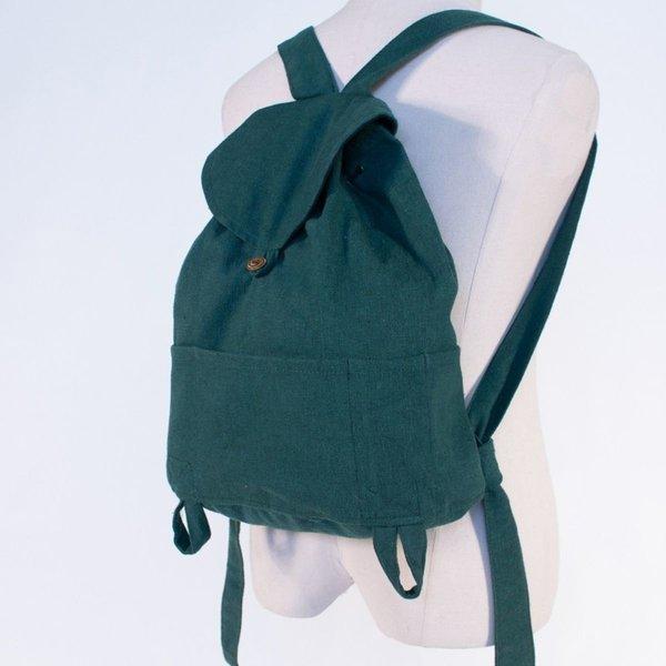 Burgschneider Mochila Capsus, verde