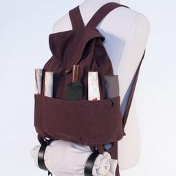 Plecak Capsus, brązowy