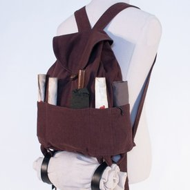 Burgschneider Plecak Capsus, brązowy